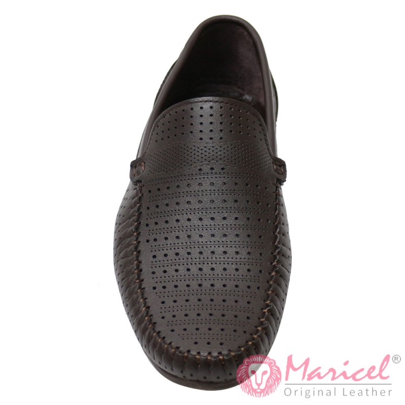 Pantofi barbatesti casual din piele naturala MAR-153