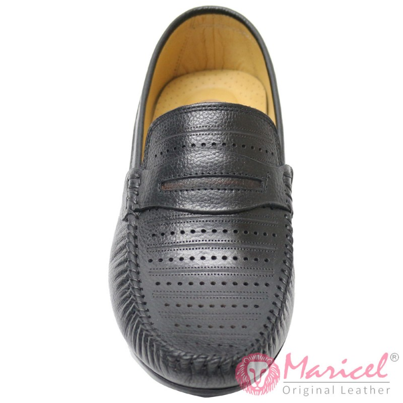 Pantofi barbatesti casual din piele naturala MAR-159