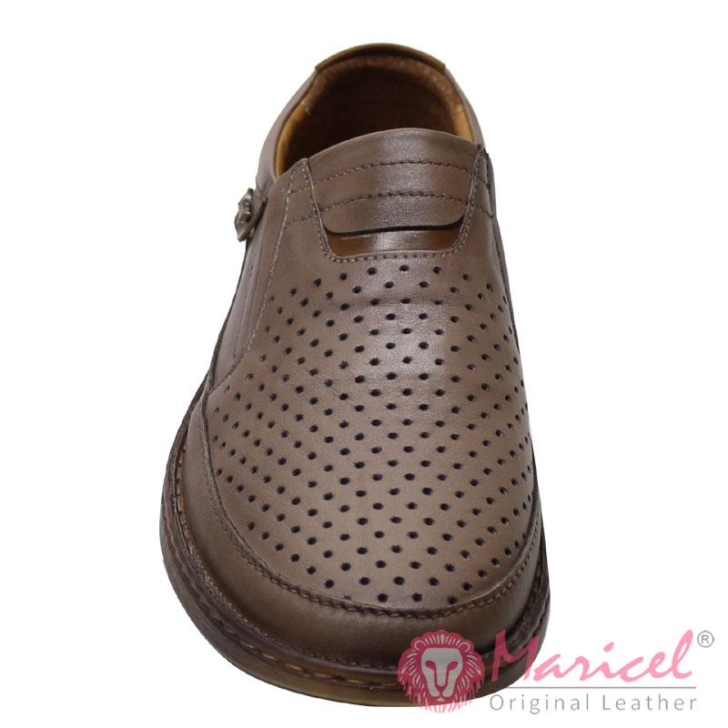 Pantofi barbatesti casual maro MAR-210