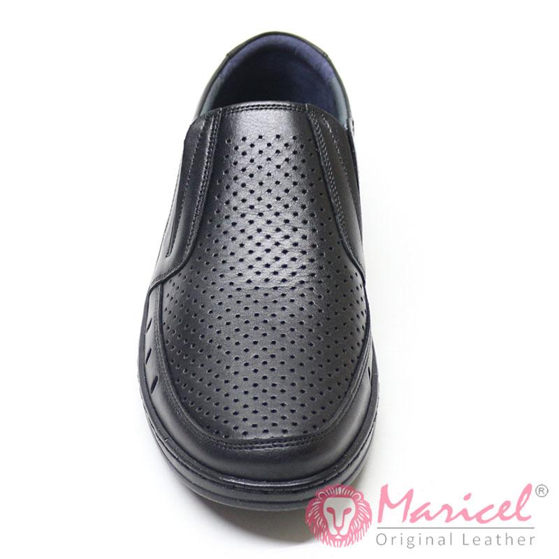 Pantofi barbatesti casual negru MAR-213