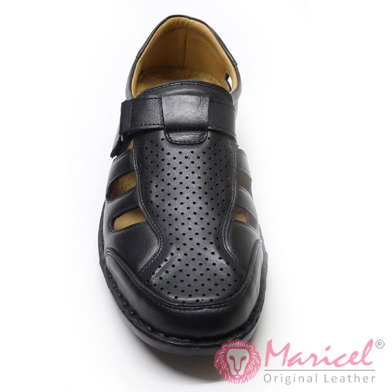 Sandale barbatesti din piele naturala MAR-216