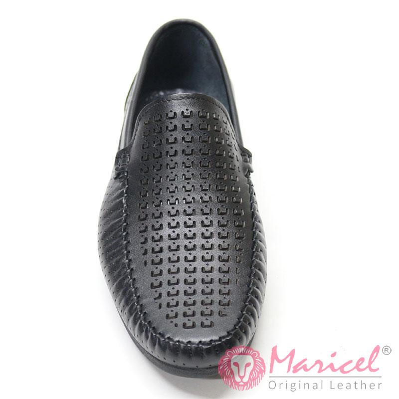 Pantofi barbatesti casual din piele naturala MAR-217