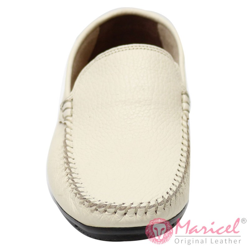 Pantofi casual din piele naturala MAR-22