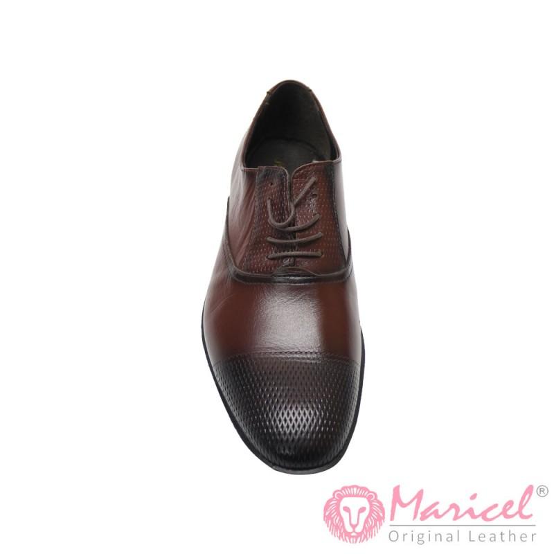 Pantofi barbatesti eleganti din piele naturala MAR-115
