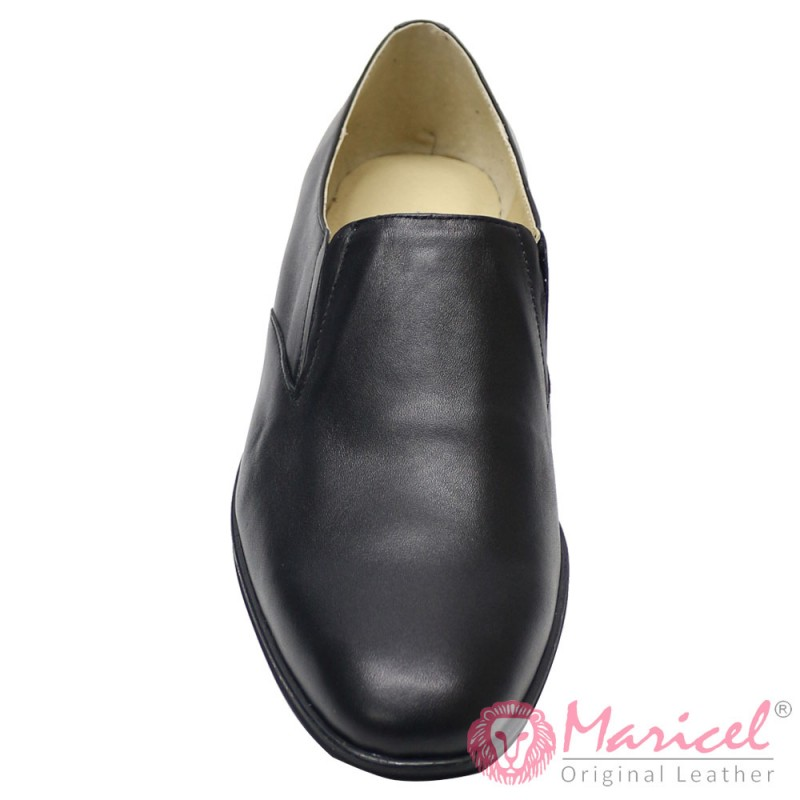Pantofi barbatesti eleganti din piele naturala MAR-138