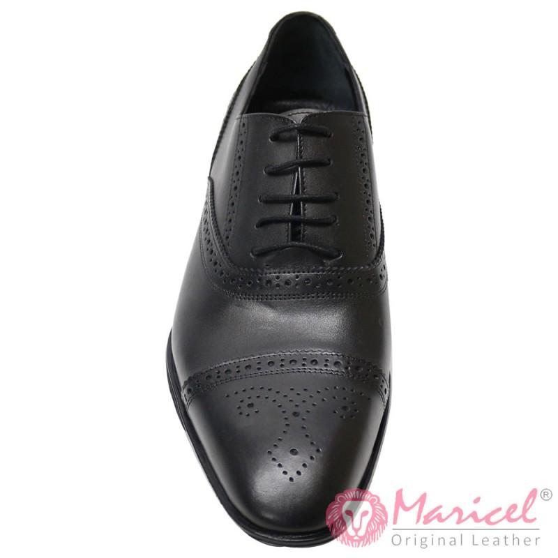 Pantofi barbatesti eleganti din piele naturala MAR-164