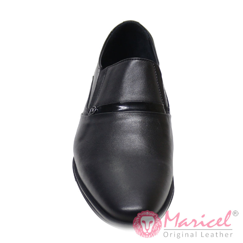 Pantofi barbatesti eleganti negru MAR-209