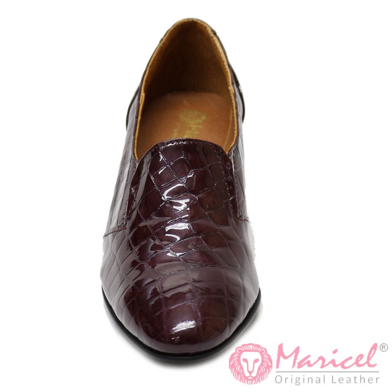 Pantofi din piele naturala MAR-12