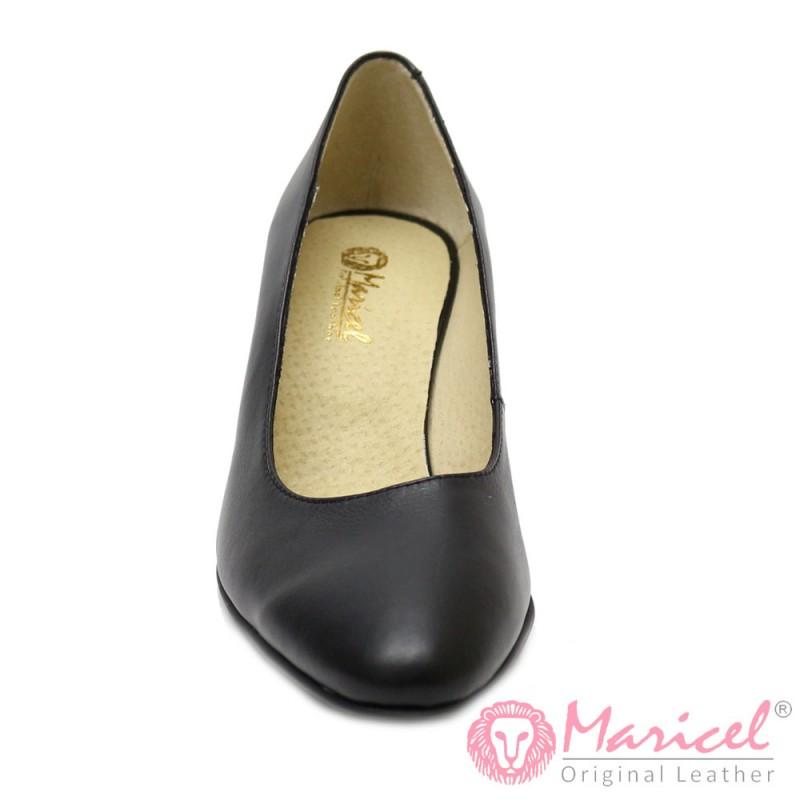 Pantofi din piele naturala MAR-10