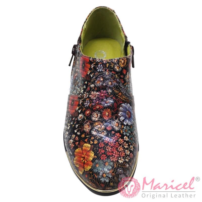 Pantofi dama casual din piele naturala MAR-117