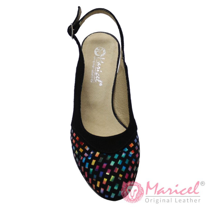 Pantofi dama eleganti din piele naturala MAR-120