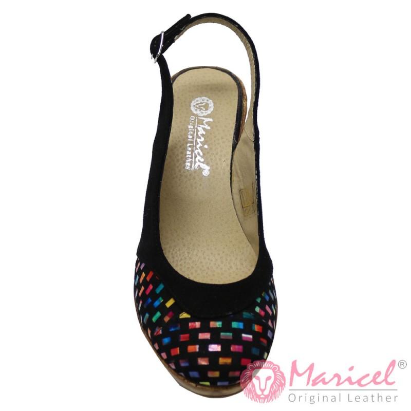 Pantofi dama casual din piele naturala MAR-121