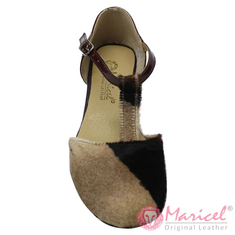Pantofi dama casual din piele naturala MAR-123
