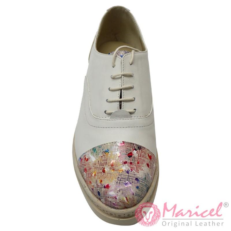 Pantofi dama casual din piele naturala MAR-124