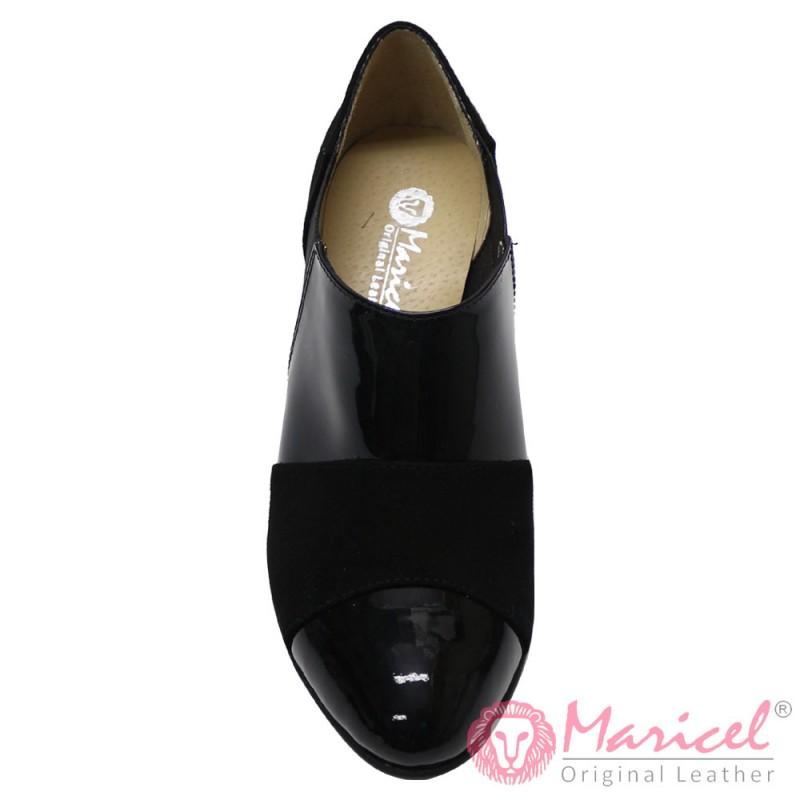 Pantofi dama eleganti piele naturala MAR-126