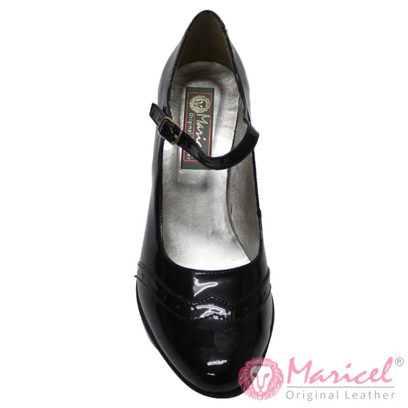 Pantofi dama eleganti cu bareta MAR-134