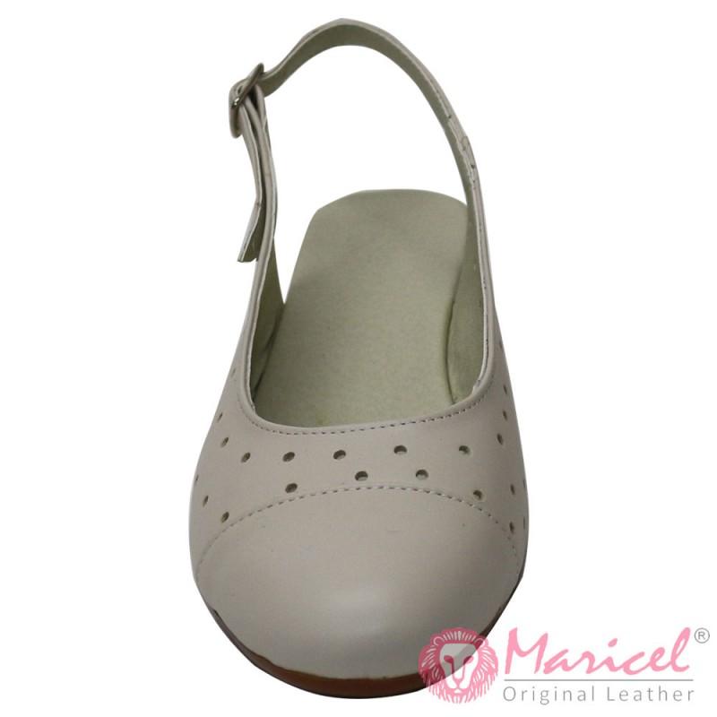 Pantofi dama din piele naturala MAR-196
