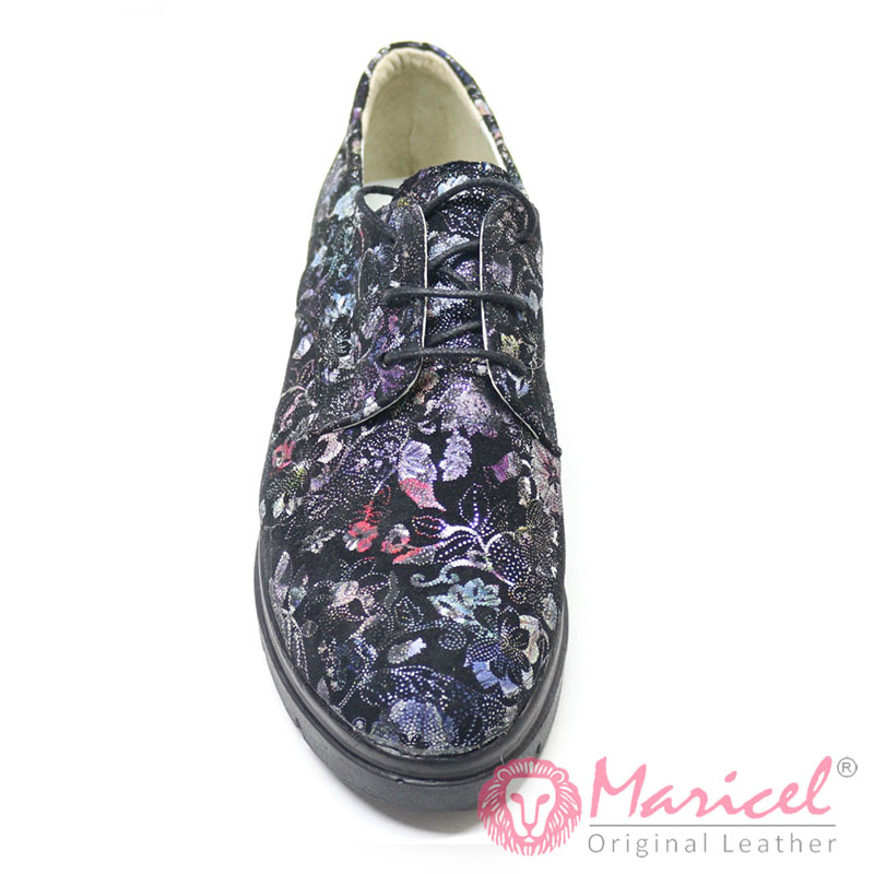 Pantofi dama casual din piele naturala MAR-212