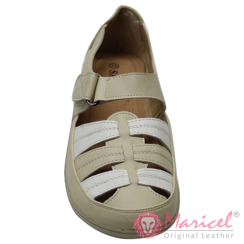Pantofi dama casual din piele MAR-231