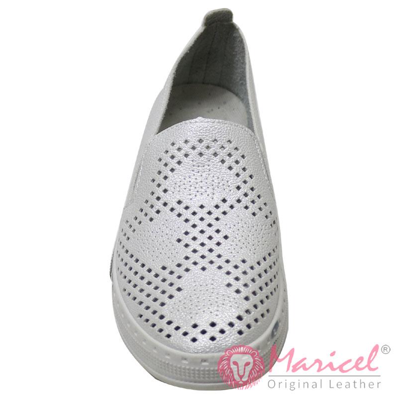 Pantofi dama casual din piele MAR-244