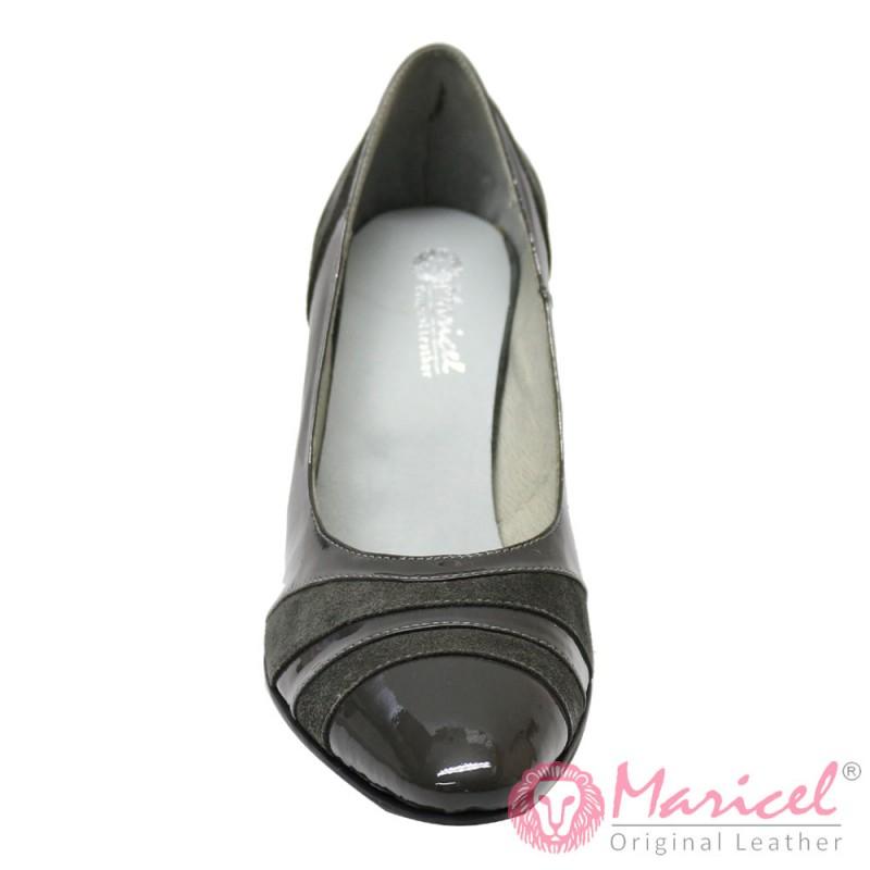 Pantofi dama din piele naturala MAR-38