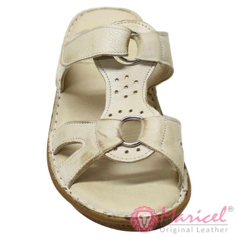 Papuci dama piele naturala MAR-227