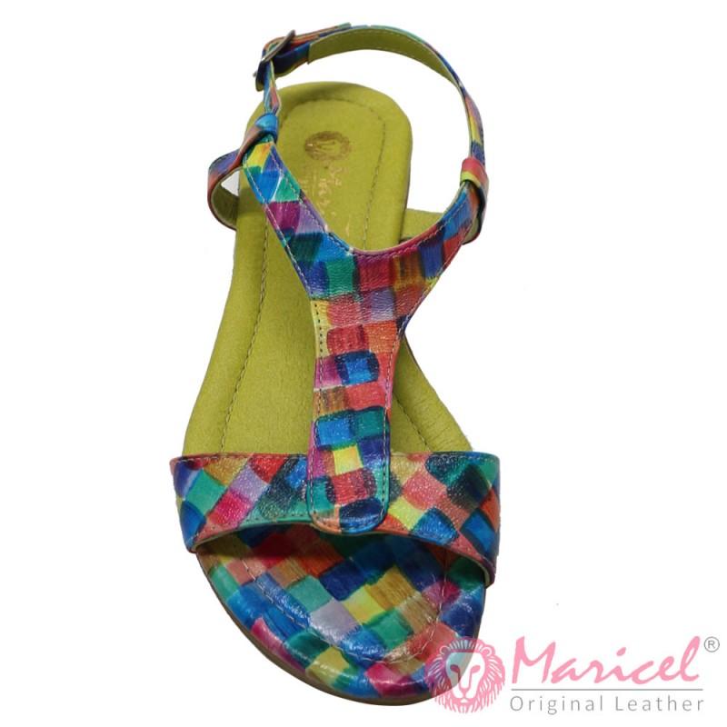 Sandale dama din piele naturala MAR-119