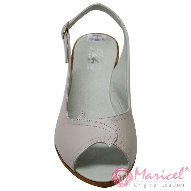 Sandale dama din piele naturala MAR-146