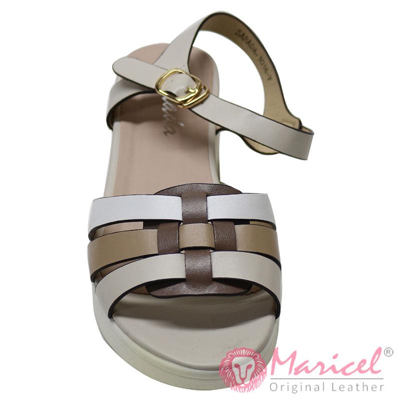 Sandale dama casual din piele MAR-220