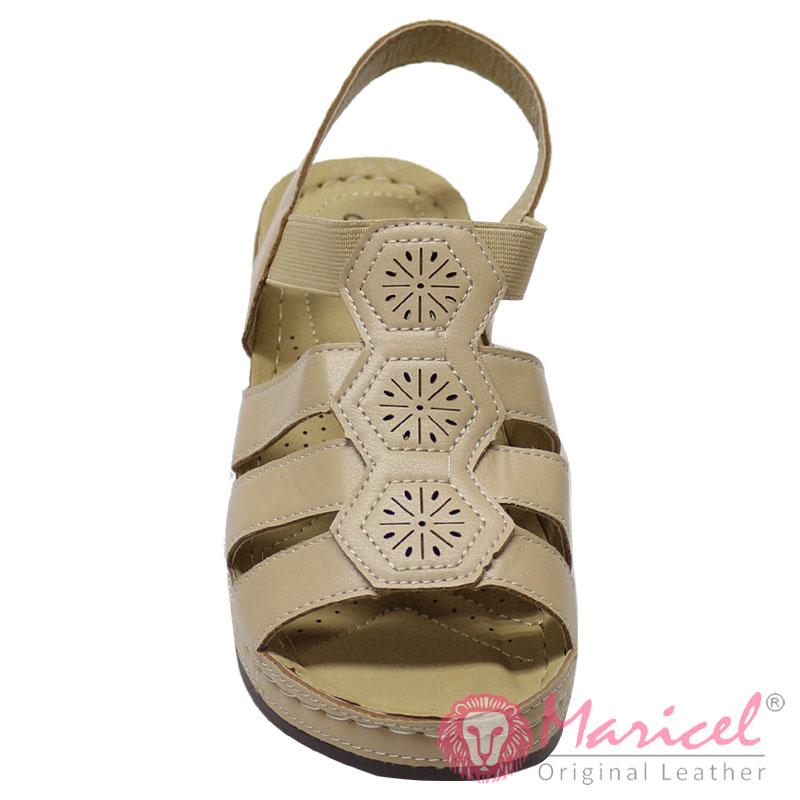 Sandale dama casual din piele MAR-237