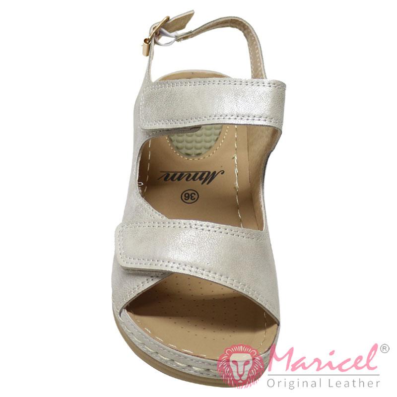 Sandale dama casual din piele MAR-267