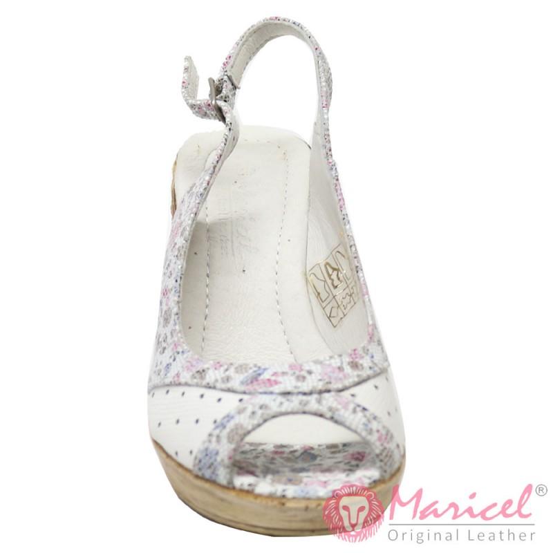 Sandale dama din piele naturala MAR-57