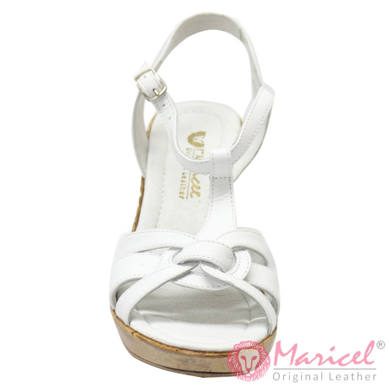 Sandale dama din piele naturala MAR-71