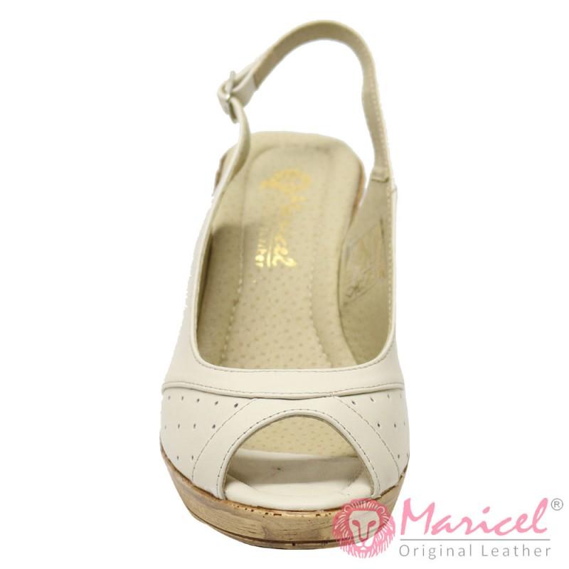 Sandale dama din piele naturala MAR-72