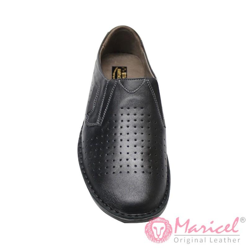 Pantofi barbatesti din piele naturala  MAR-111