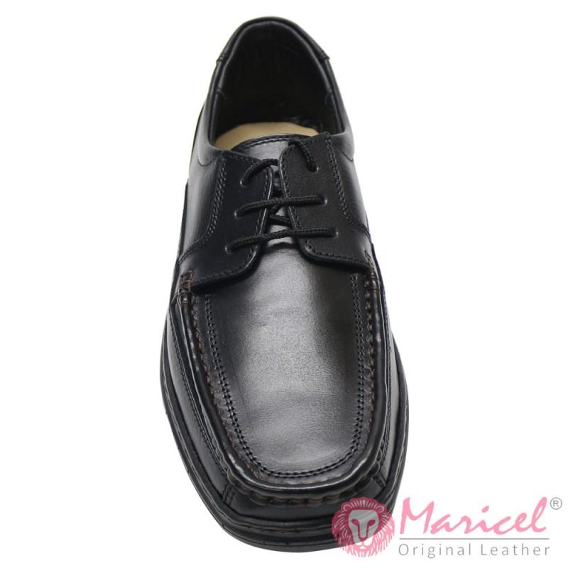 Pantofi barbatesti casual cu siret MAR-135