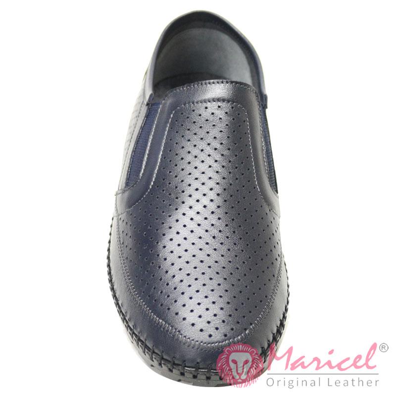 Pantofi barbatesti casual din piele naturala MAR-223