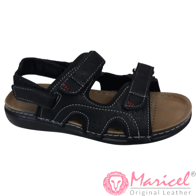 Sandale barbatesti din piele sintetica MAR-288