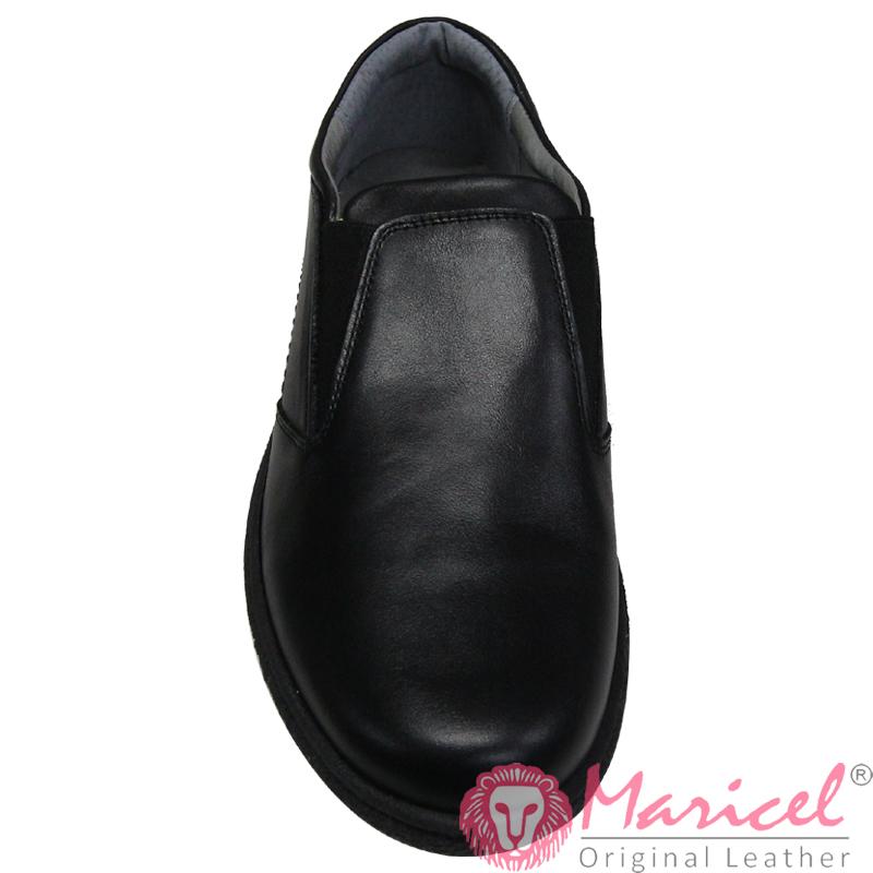 Pantofi barbati casual din piele naturala MAR-315