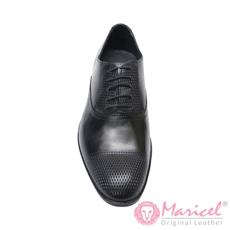 Pantofi barbatesti eleganti din piele naturala MAR-112