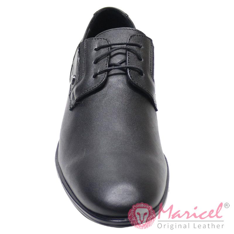 Pantofi barbatesti eleganti negru MAR-208
