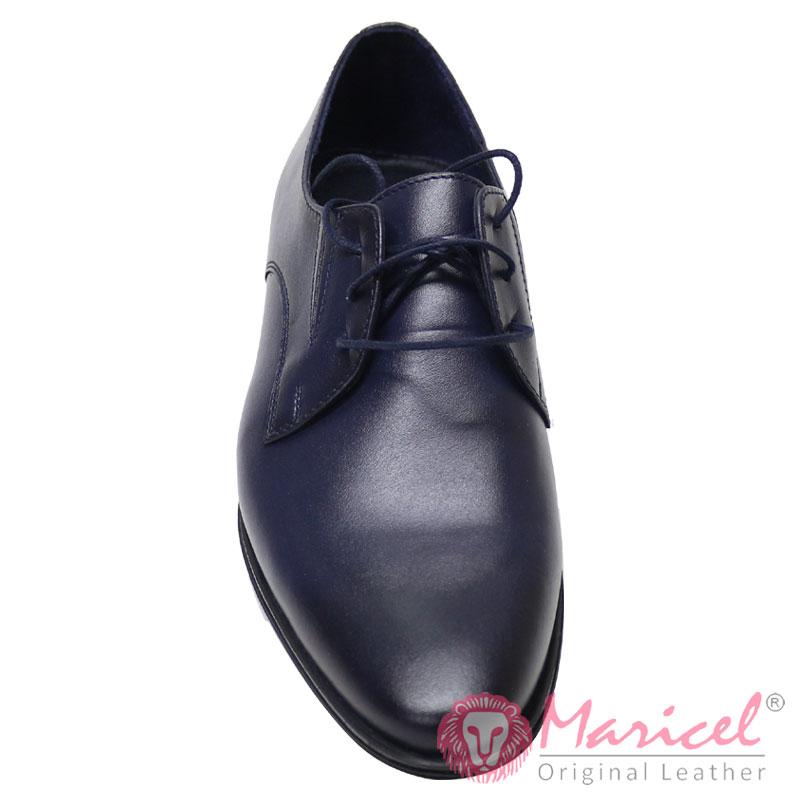 Pantofi barbatesti eleganti din piele naturala MAR-243