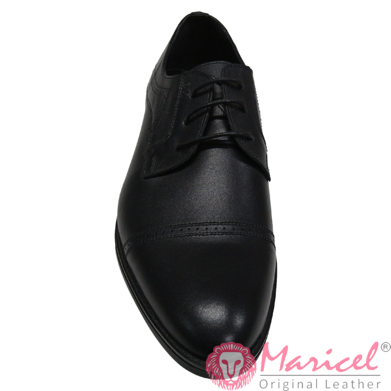 Pantofi barbati eleganti din piele naturala MAR-307