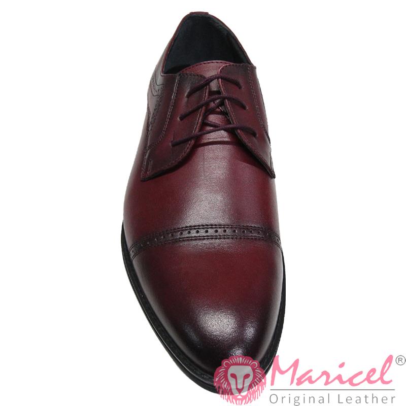 Pantofi barbati eleganti din piele naturala MAR-308