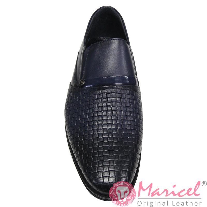Pantofi barbati eleganti din piele naturala MAR-309