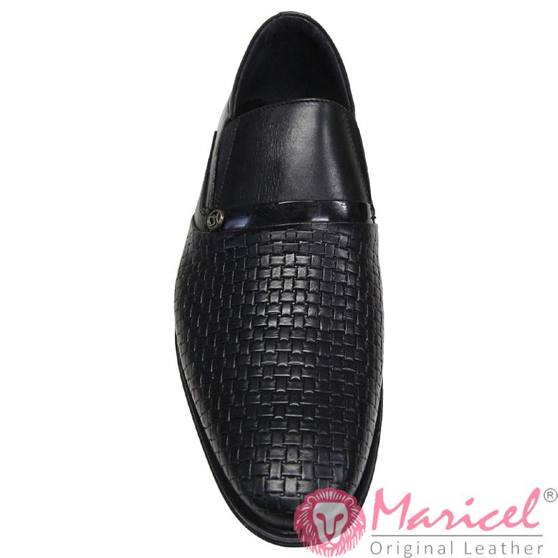 Pantofi barbati eleganti din piele naturala MAR-318