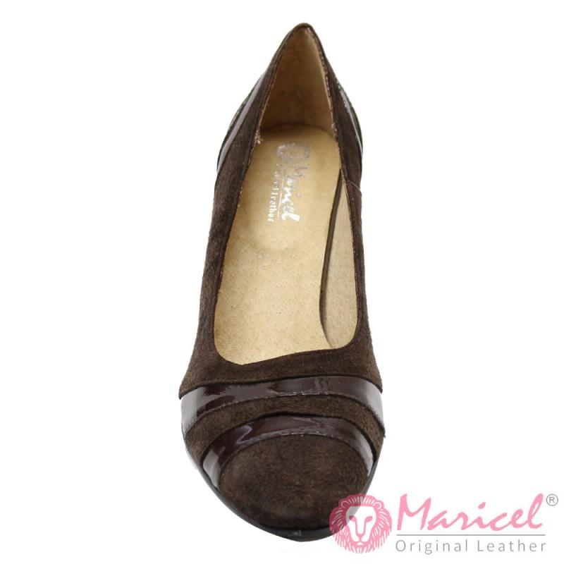 Pantofi dama din piele naturala MAR-32