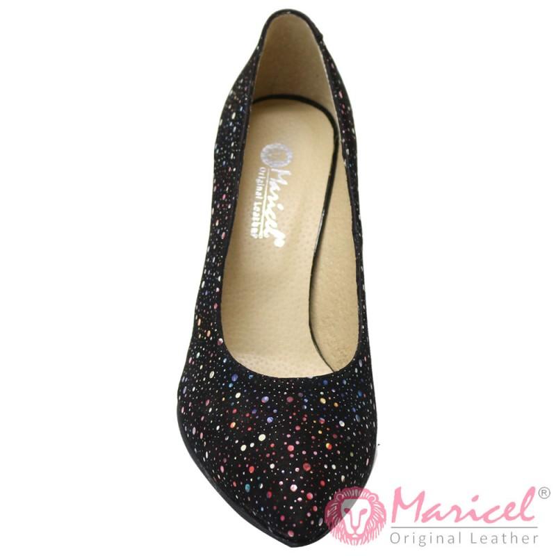 Pantofi dama eleganti escarpen stileto MAR-148