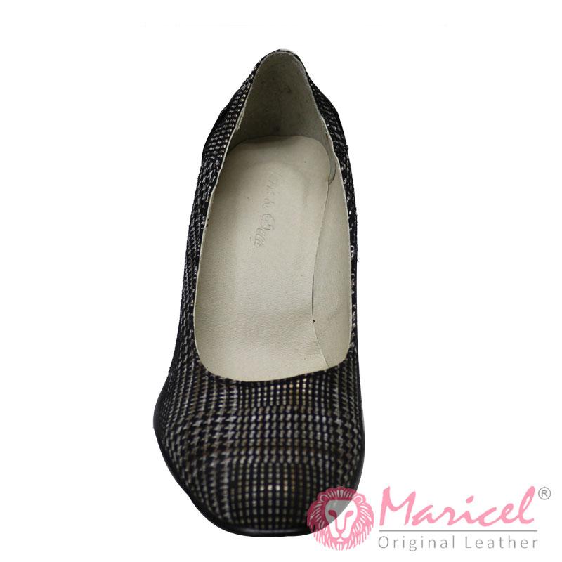Pantofi dama casual din piele naturala MAR-205
