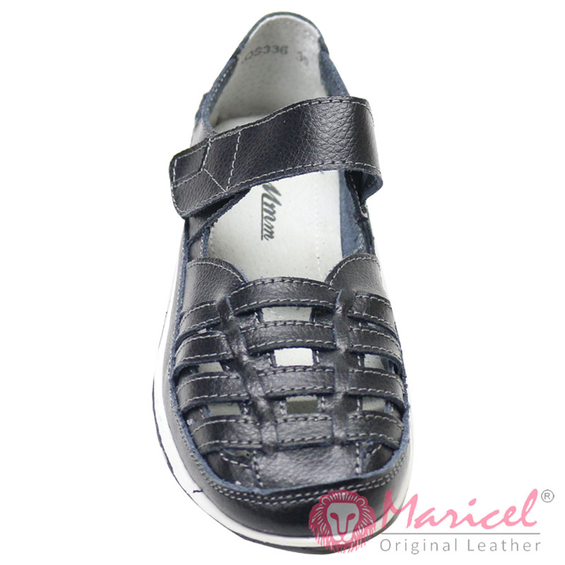 Pantofi dama casual din piele MAR-247